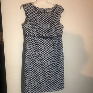 Shelby and Palmer dress